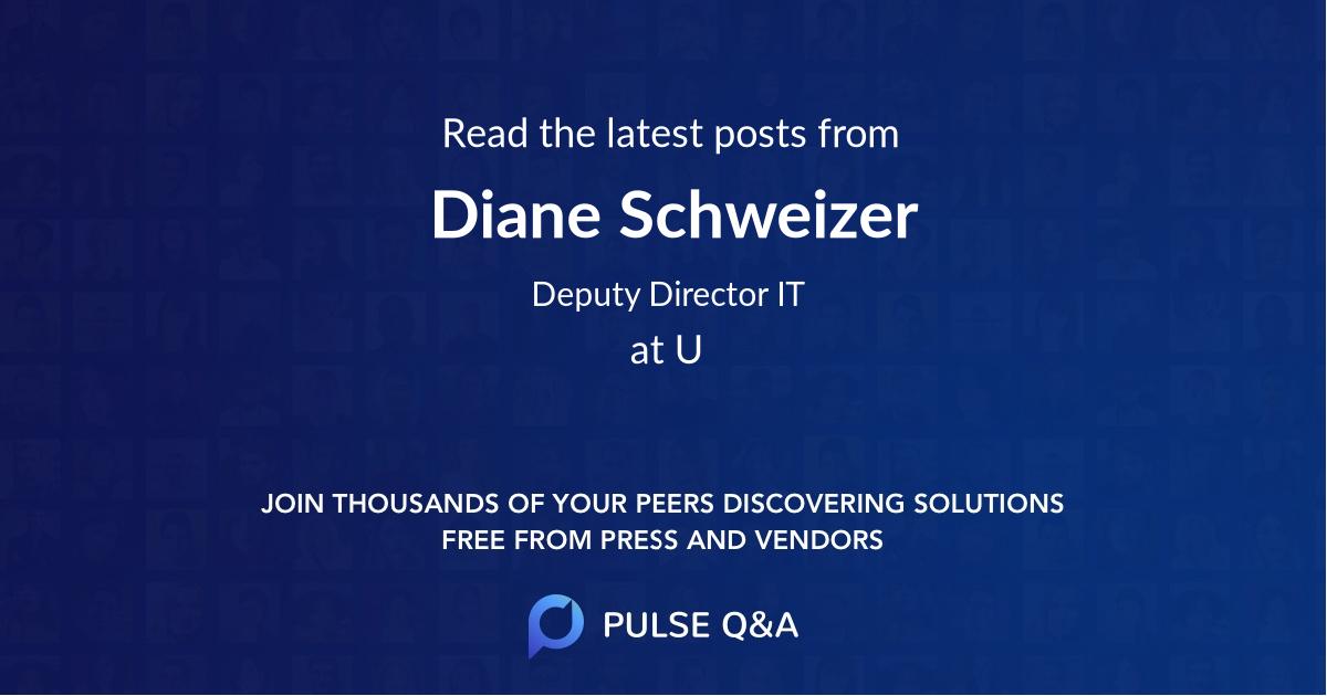 Diane Schweizer