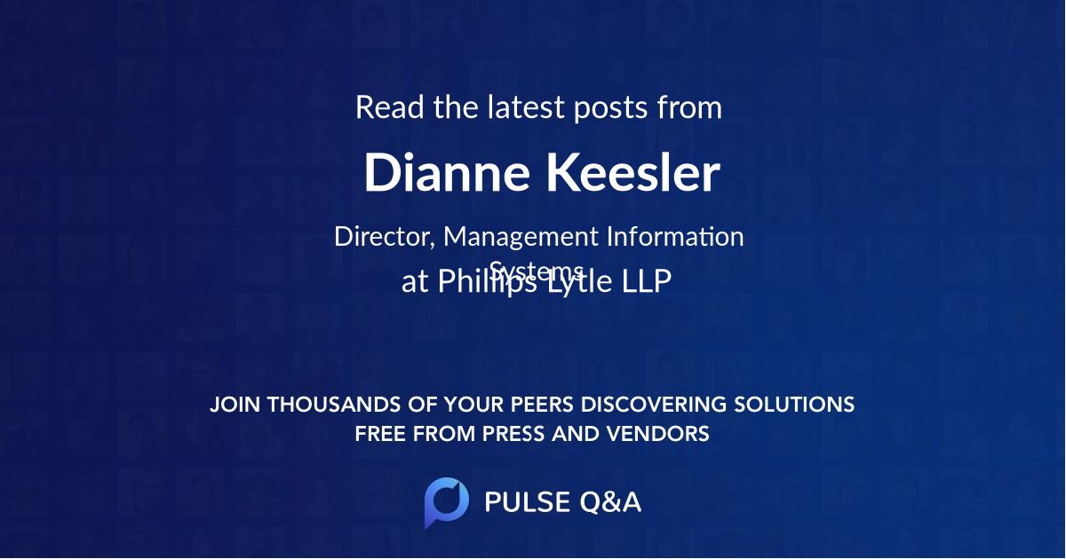 Dianne Keesler
