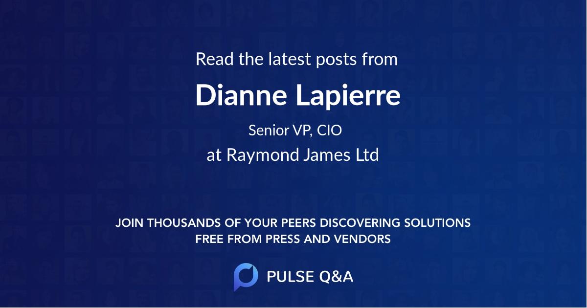 Dianne Lapierre
