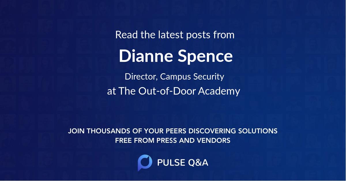 Dianne Spence