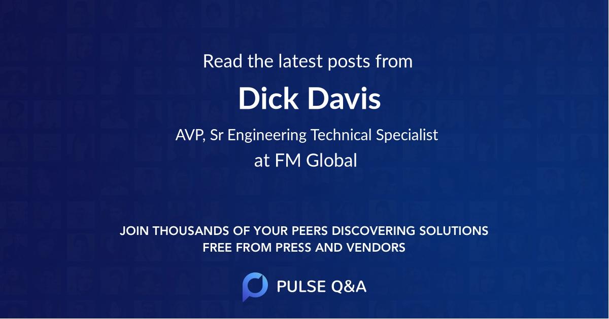 Dick Davis