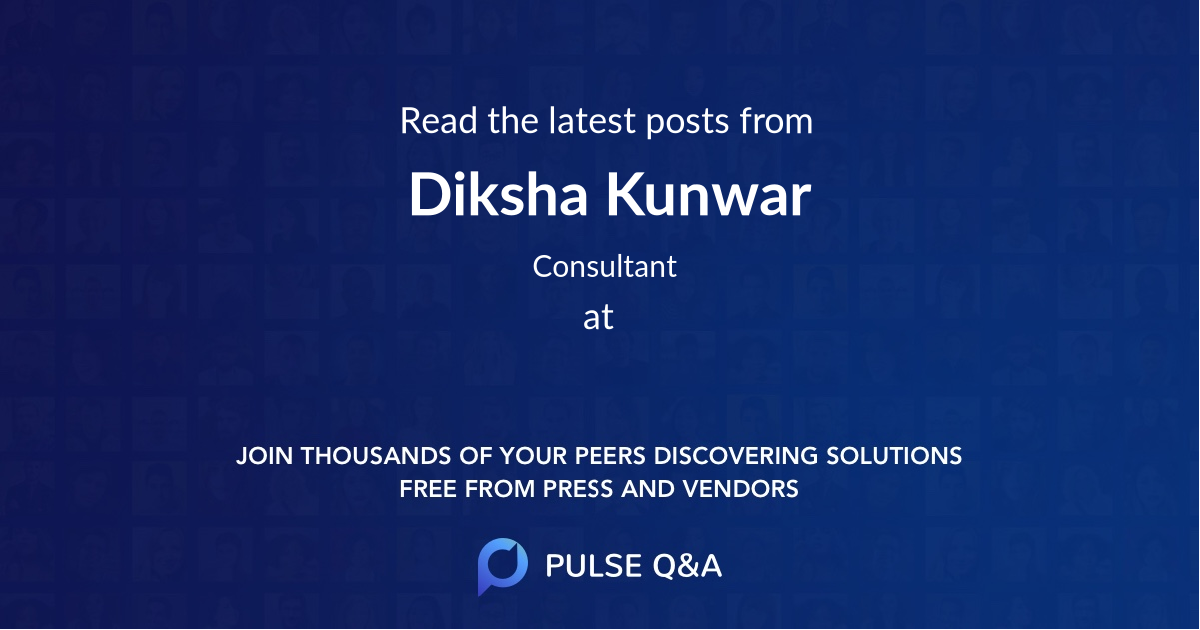 Diksha Kunwar