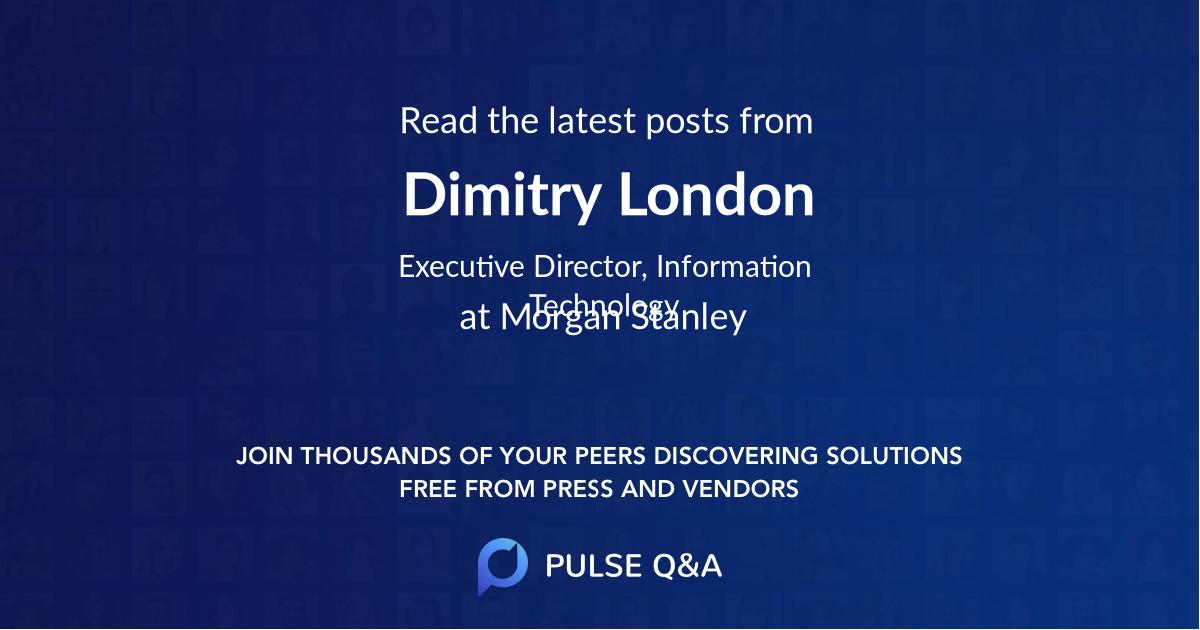 Dimitry London