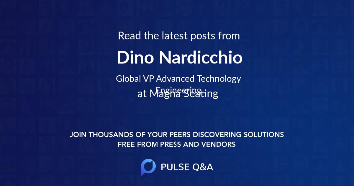 Dino Nardicchio
