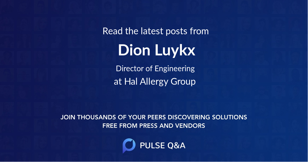 Dion Luykx