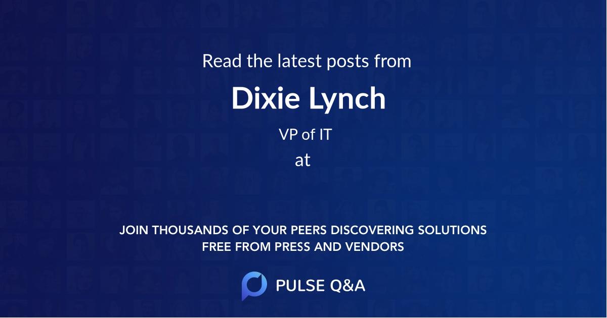Dixie Lynch