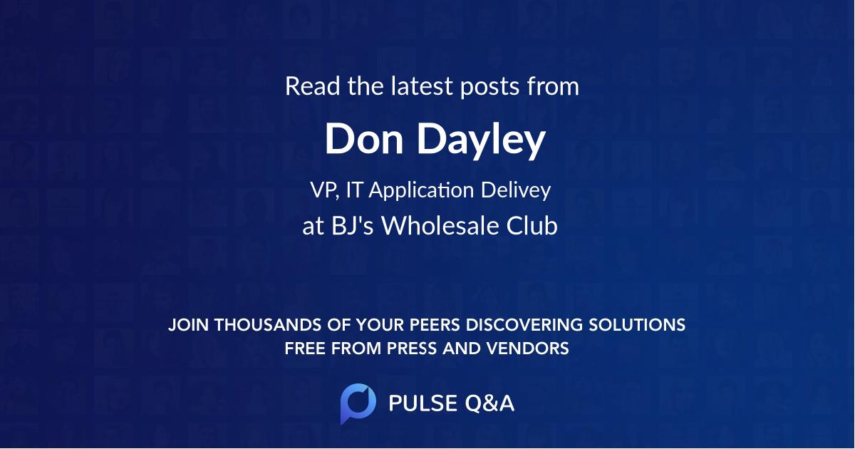 Don Dayley