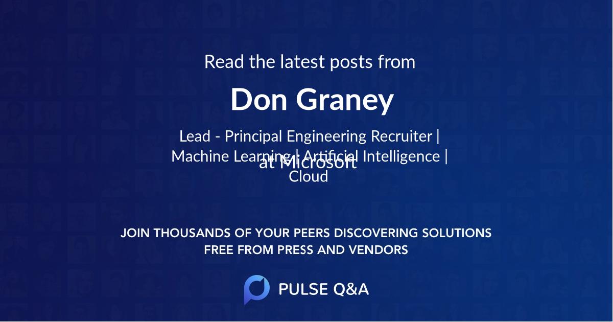 Don Graney