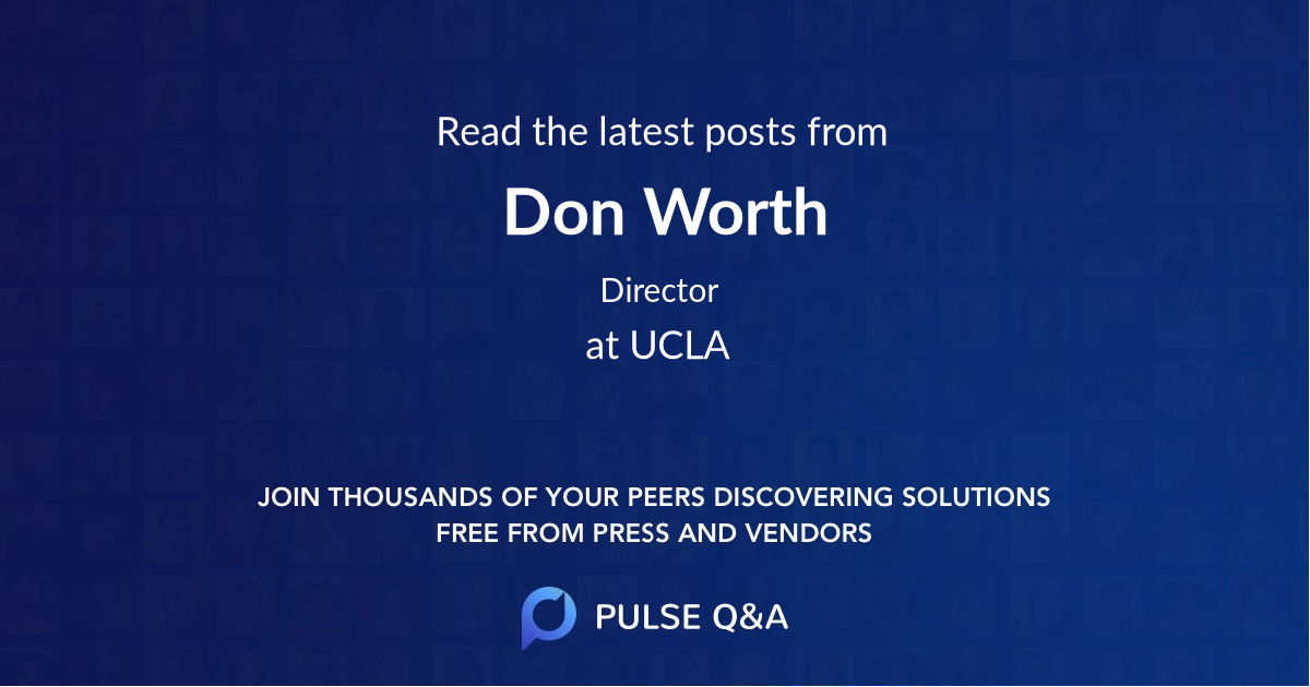 Don Worth