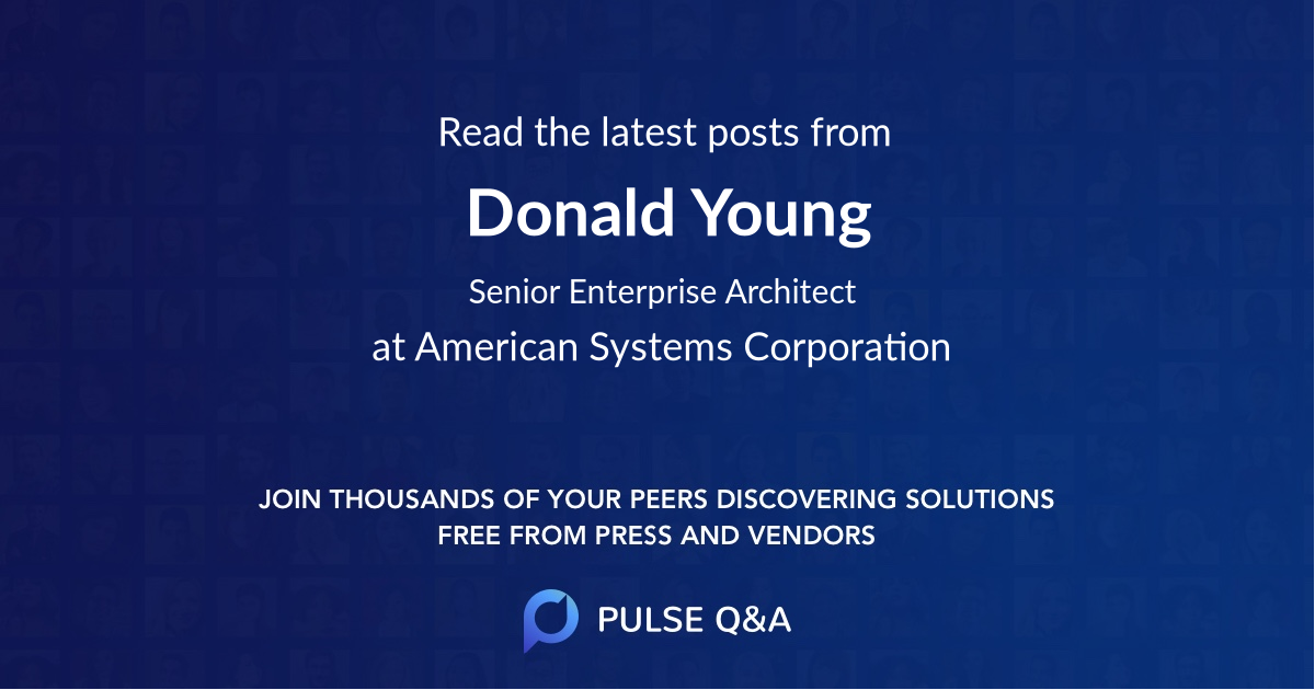 Donald Young