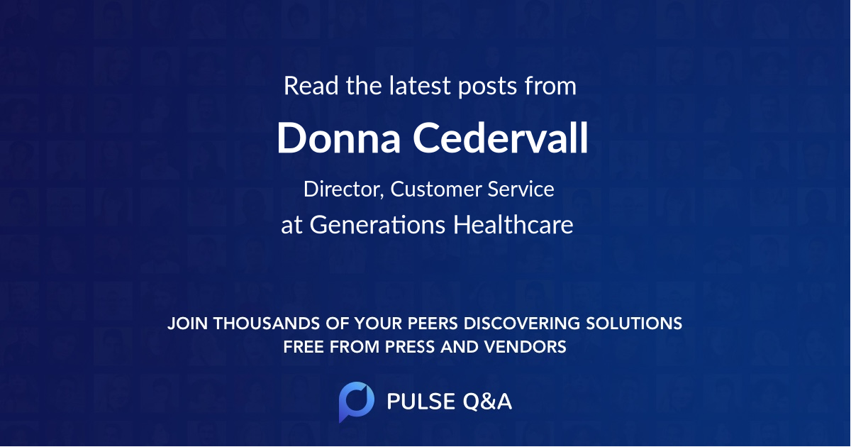 Donna Cedervall