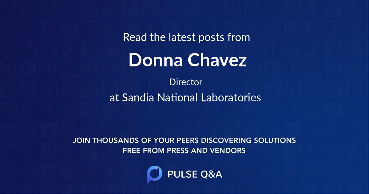 Donna Chavez