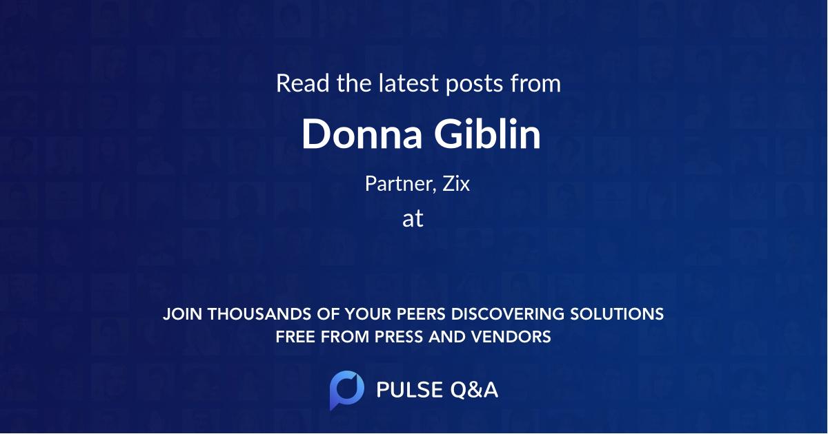 Donna Giblin