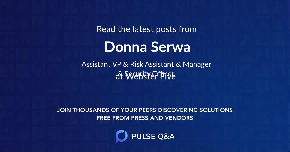 Donna Serwa