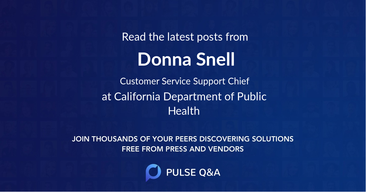 Donna Snell