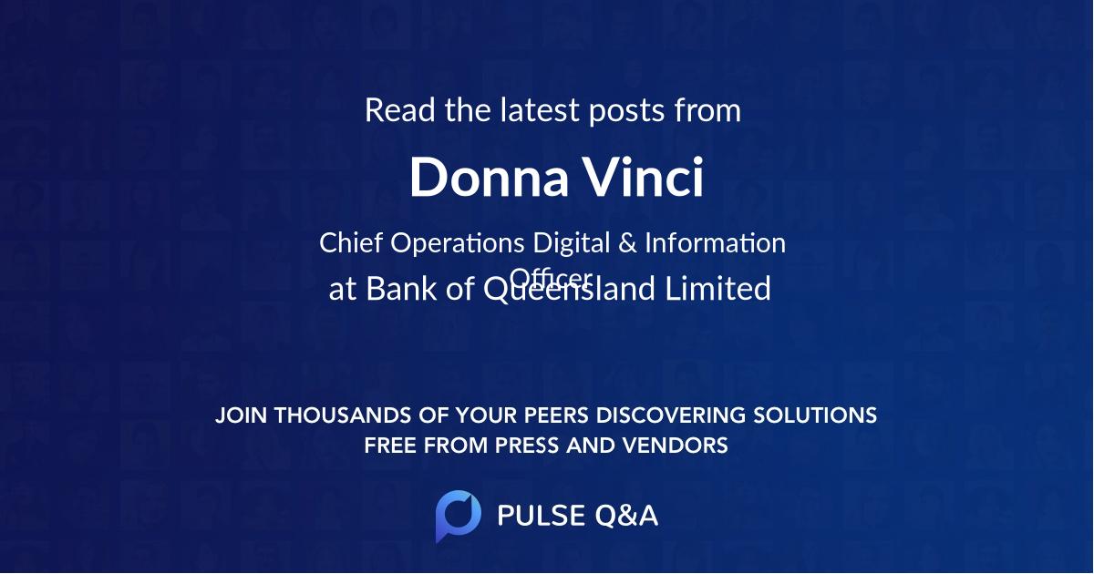 Donna Vinci