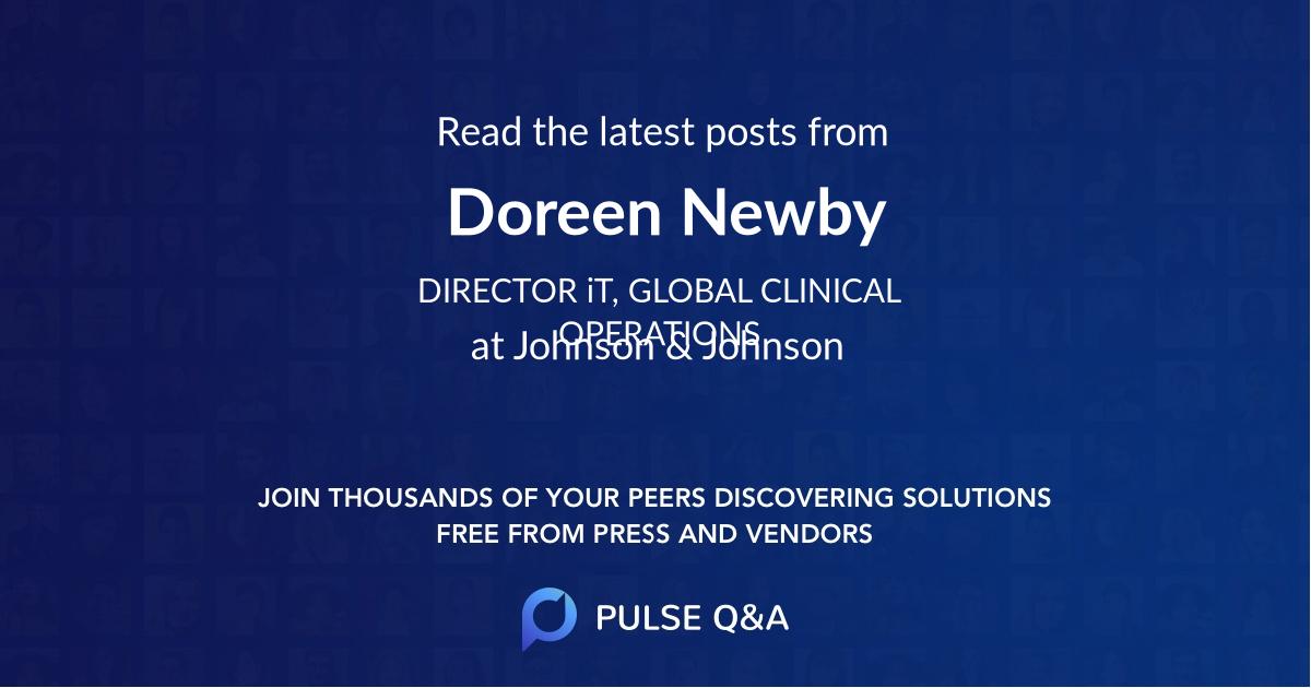 Doreen Newby