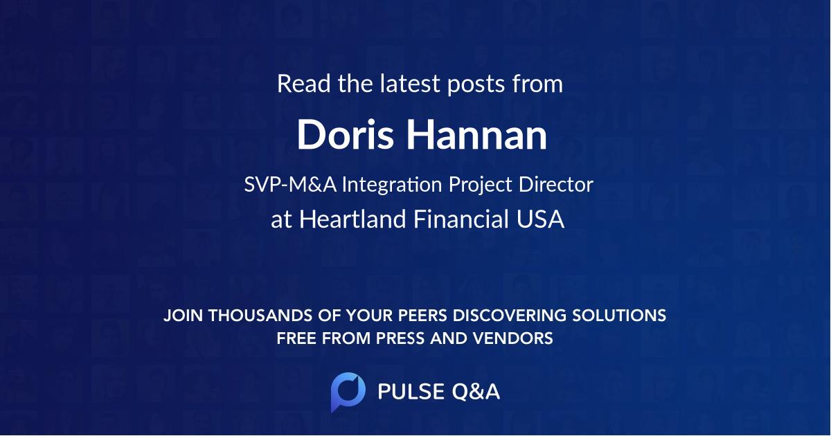 Doris Hannan