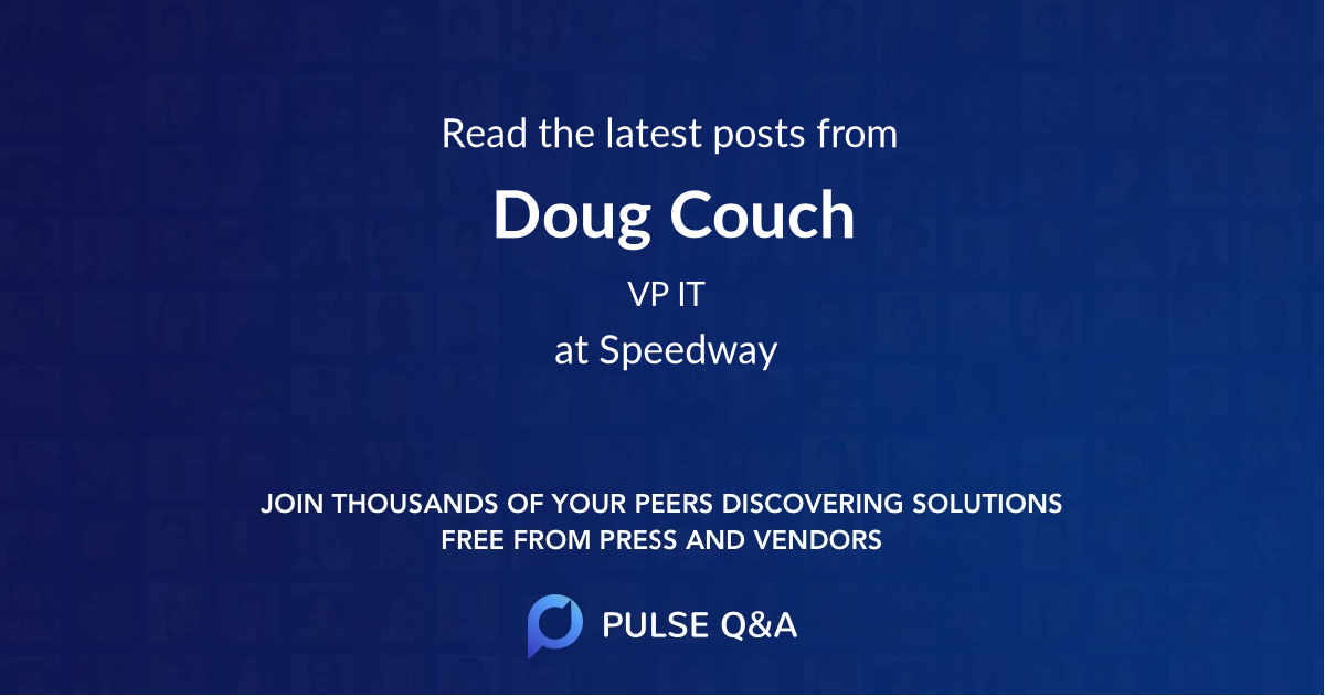 Doug Couch