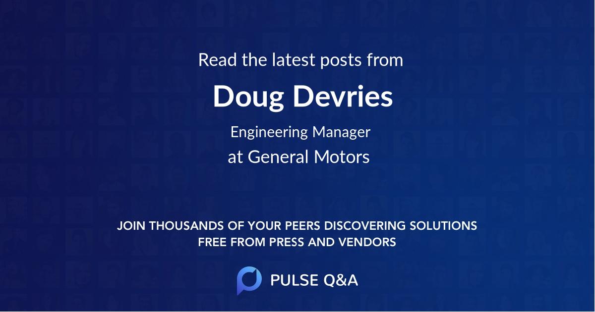 Doug Devries