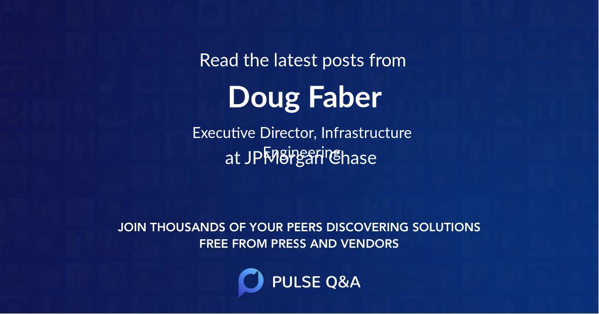 Doug Faber