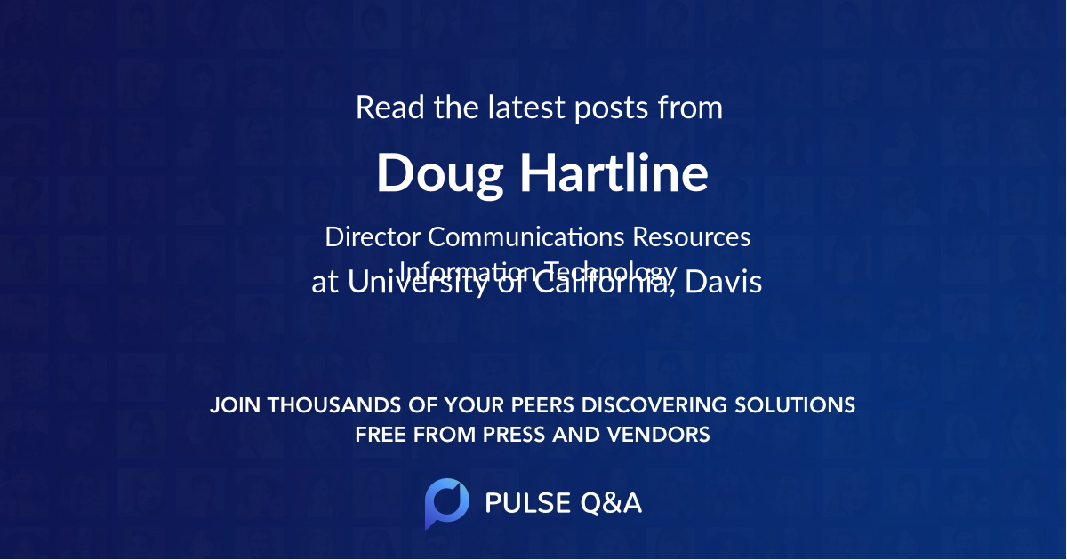 Doug Hartline