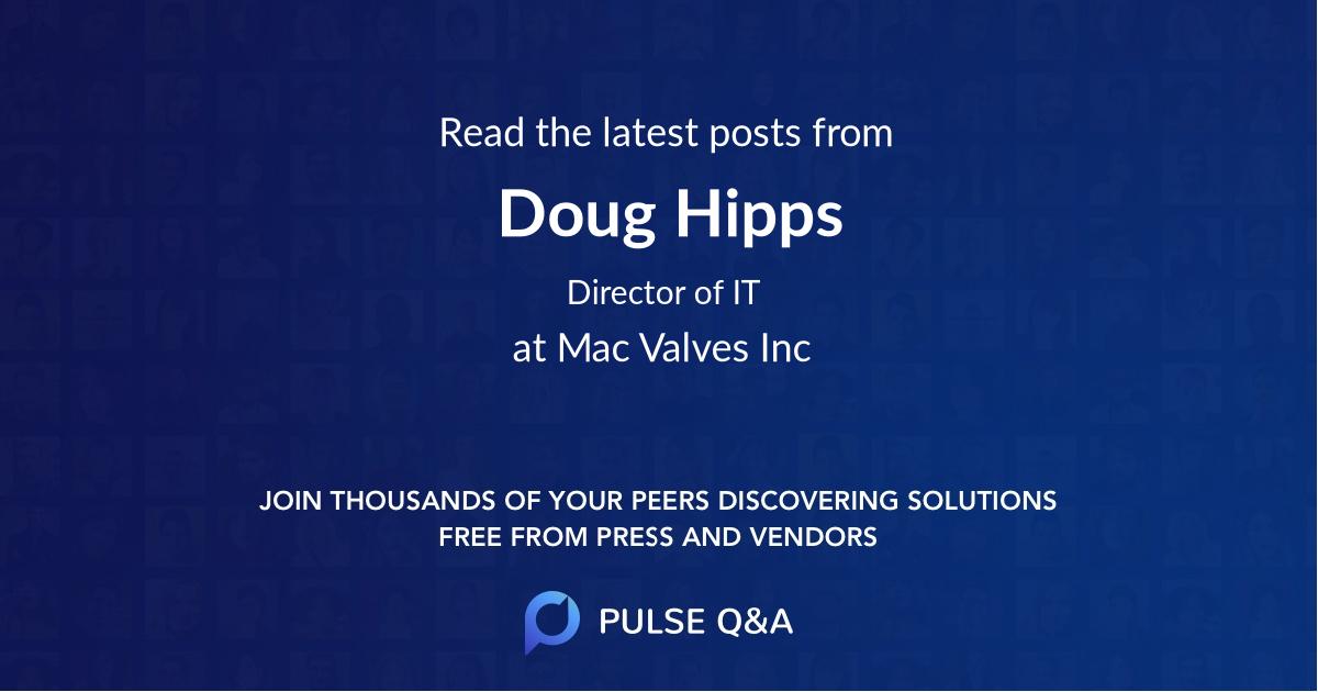 Doug Hipps