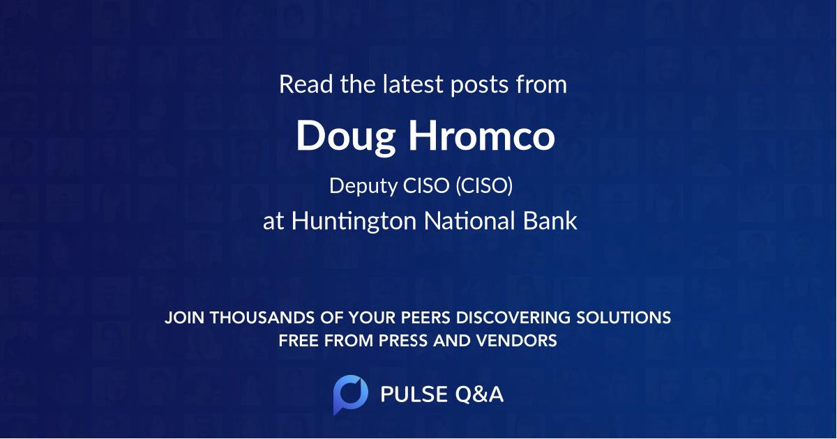 Doug Hromco