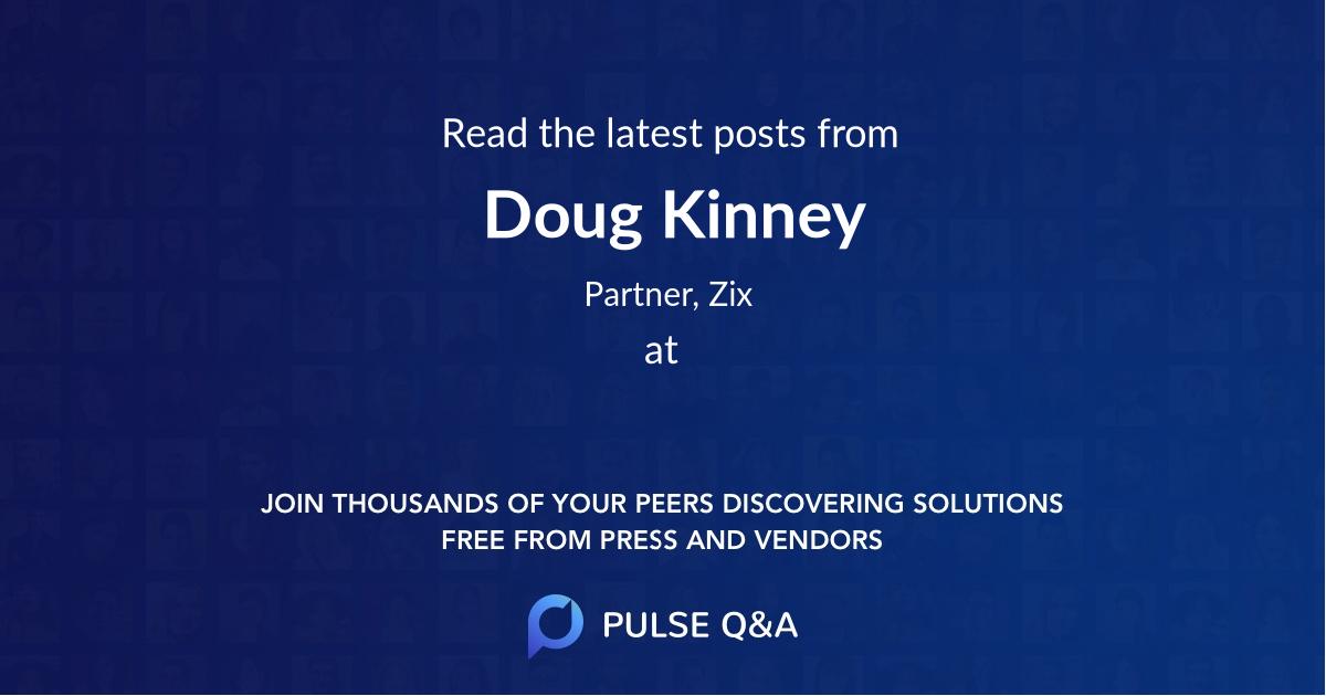 Doug Kinney