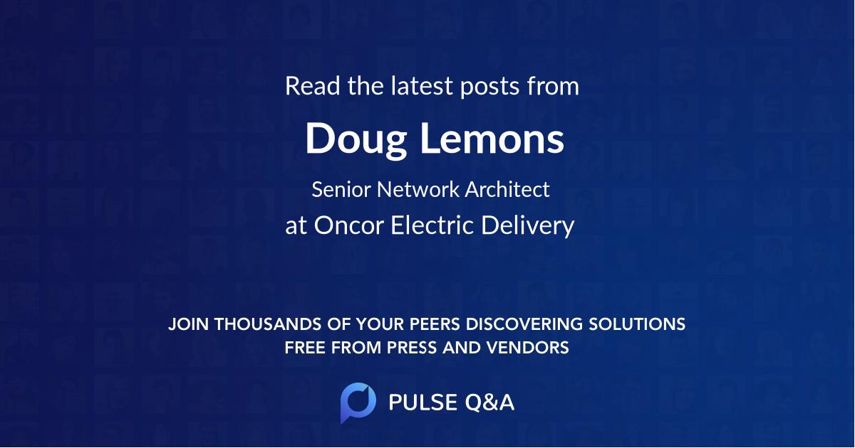 Doug Lemons