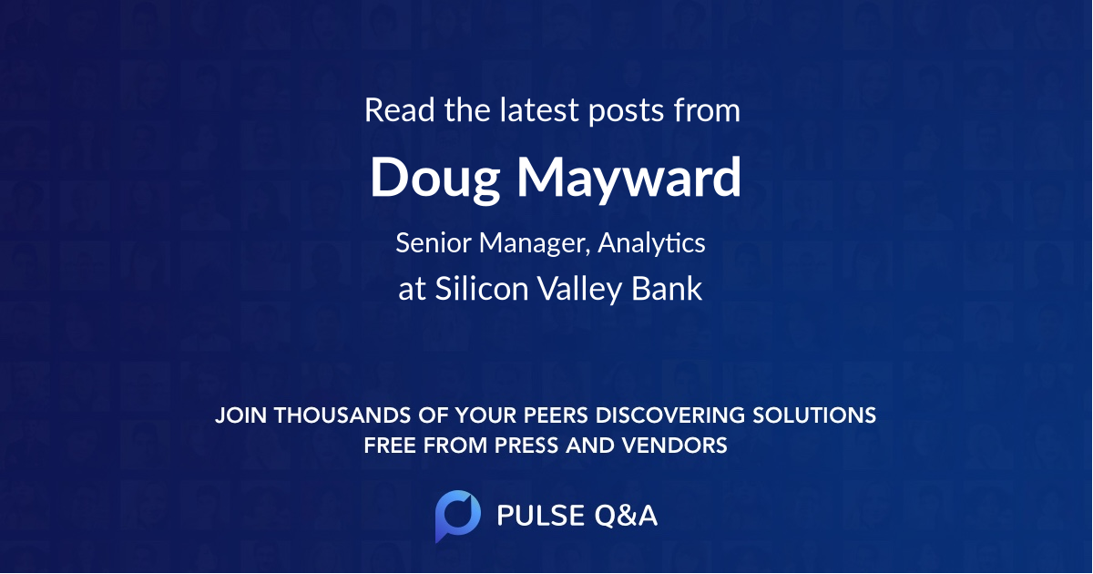 Doug Mayward