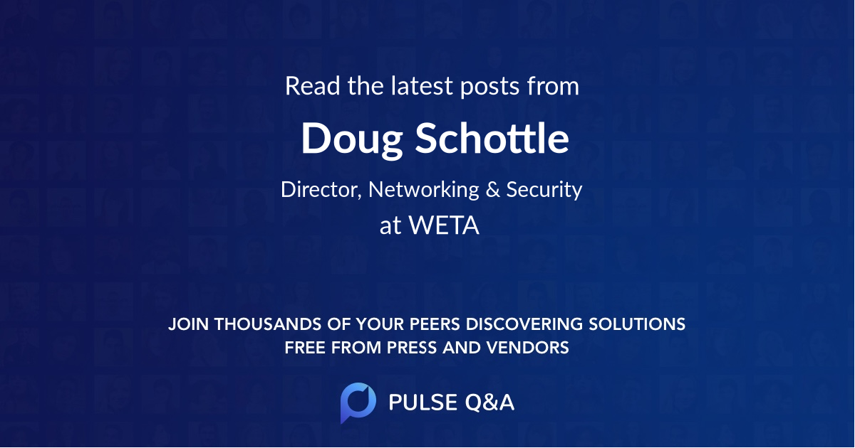 Doug Schottle