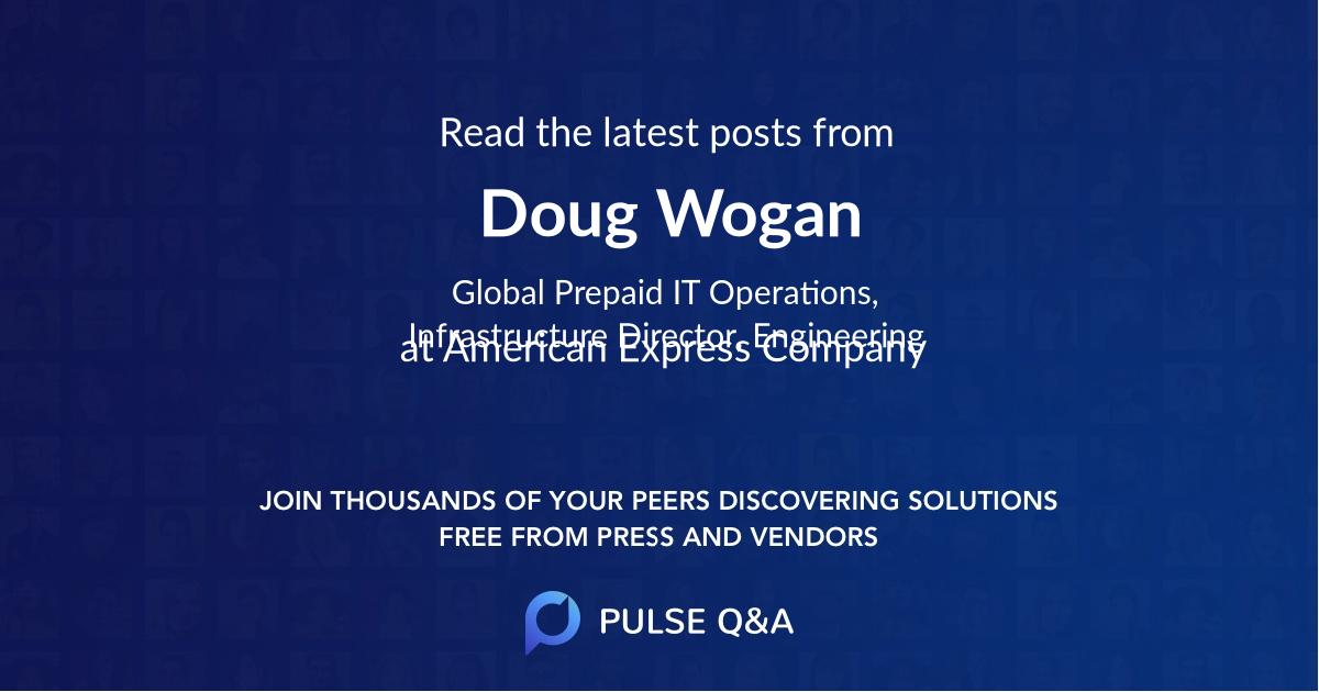 Doug Wogan