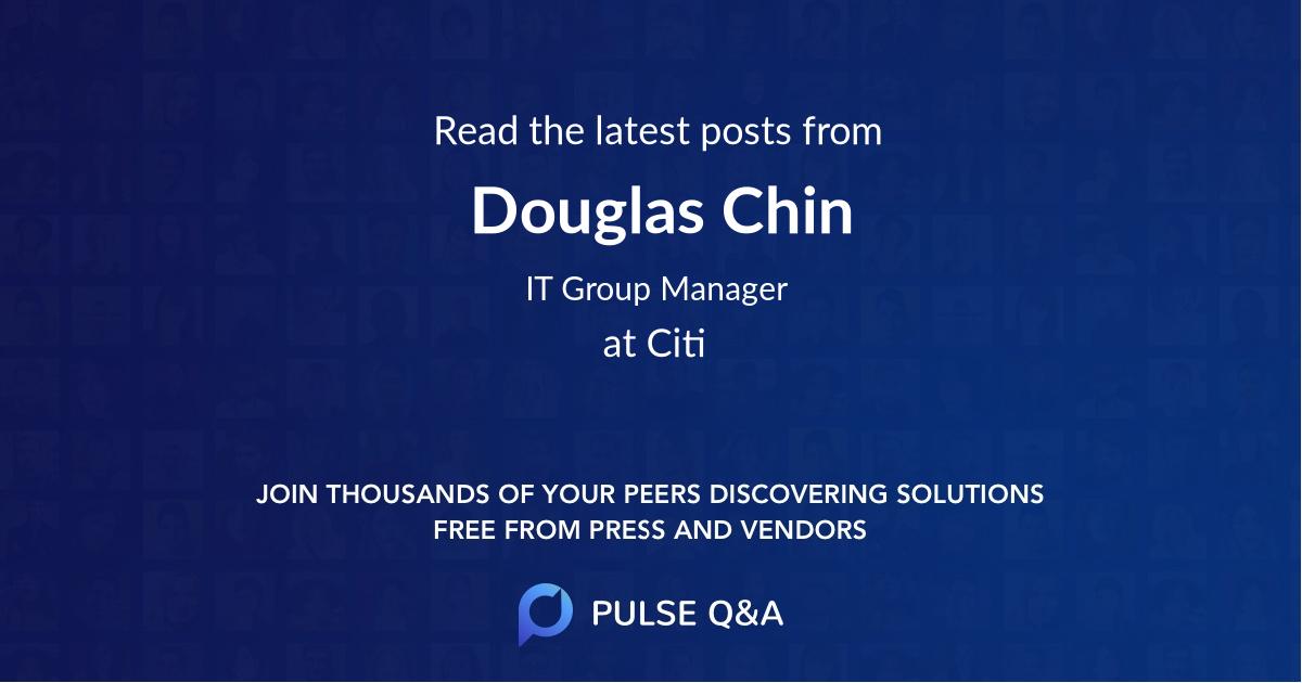 Douglas Chin