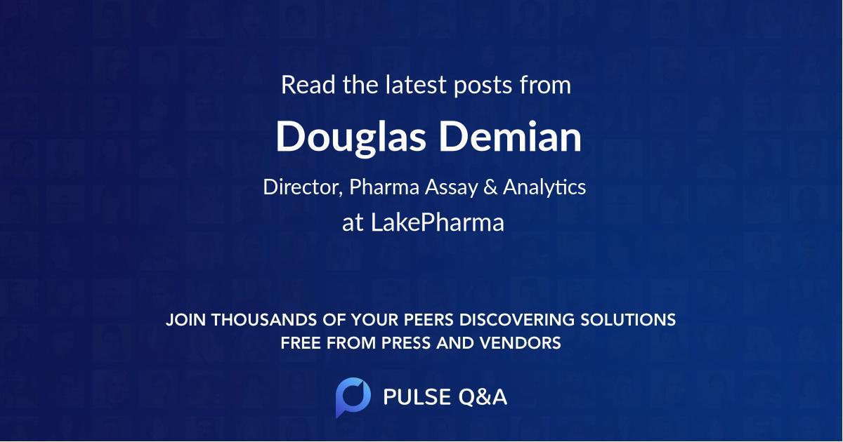 Douglas Demian