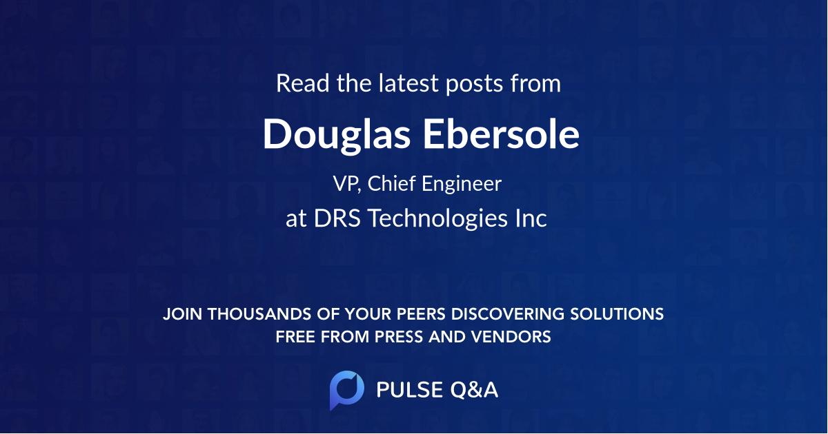 Douglas Ebersole
