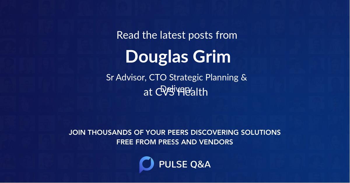 Douglas Grim