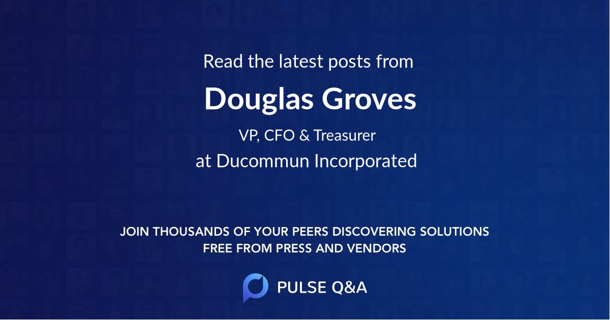 Douglas Groves
