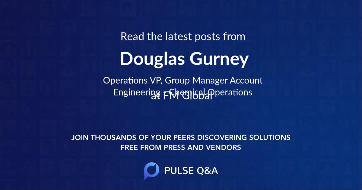 Douglas Gurney