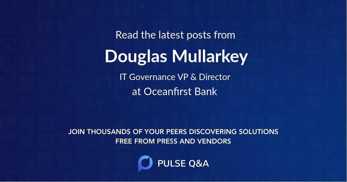 Douglas Mullarkey