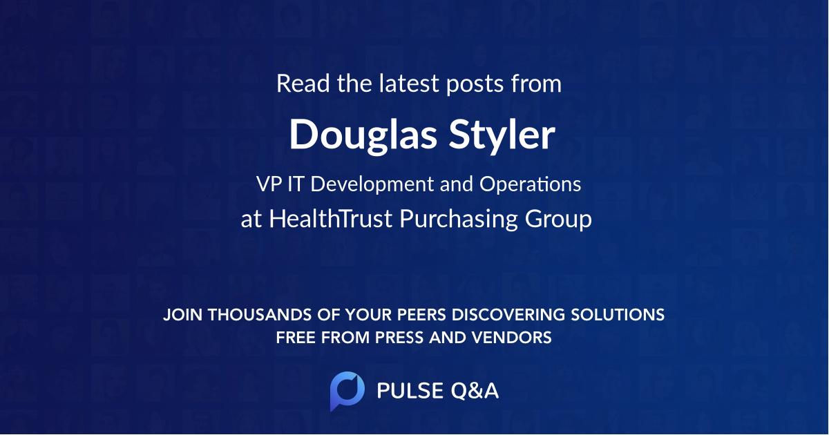 Douglas Styler