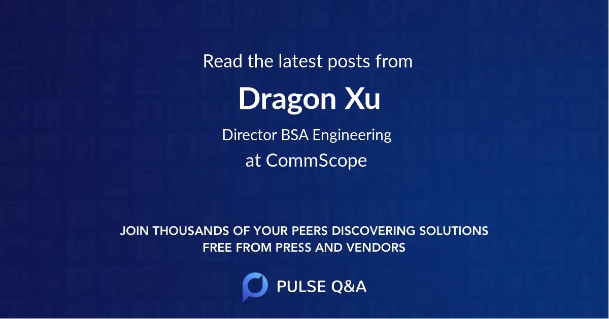 Dragon Xu