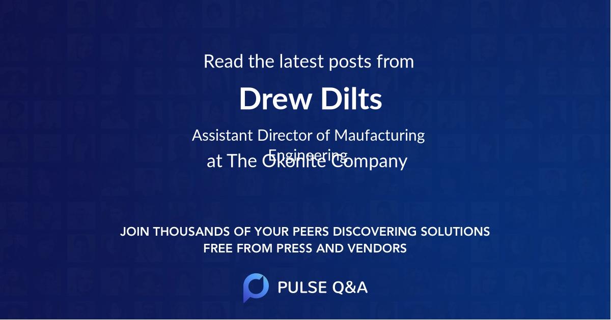 Drew Dilts