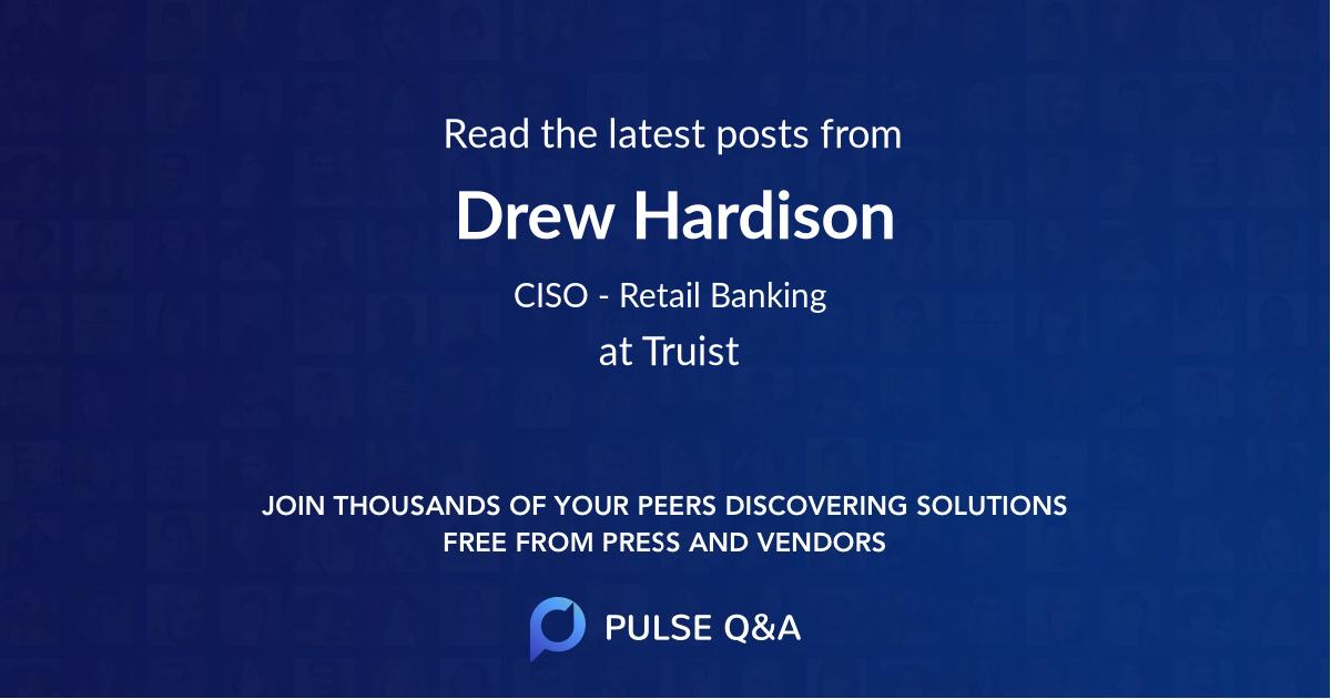 Drew Hardison