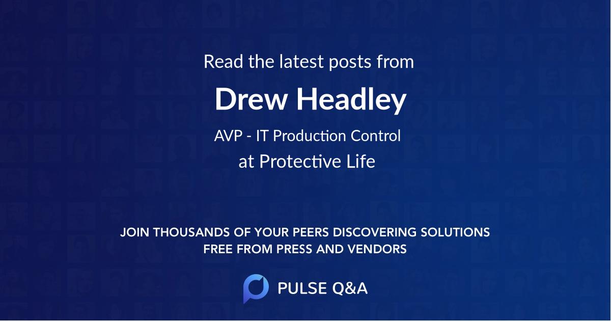 Drew Headley