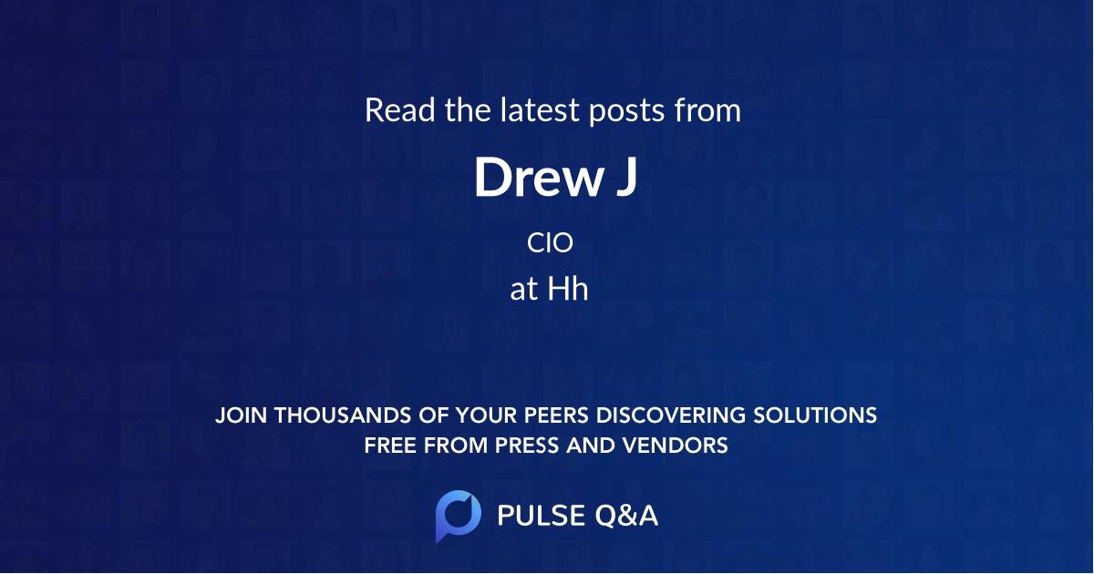 Drew J