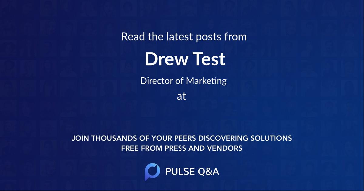 Drew Test