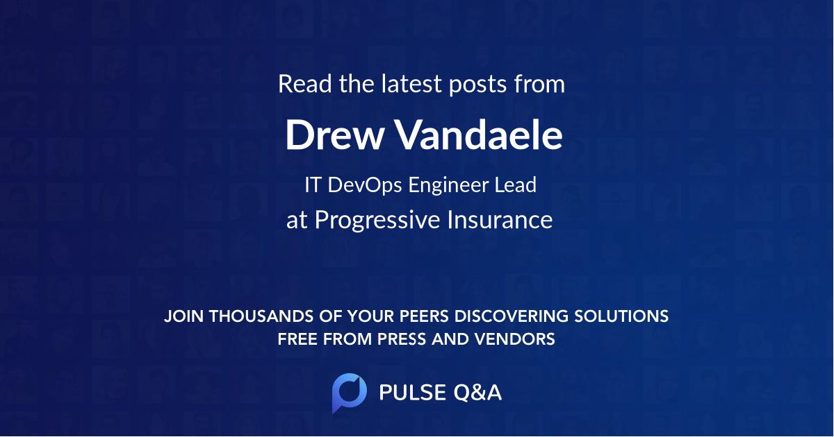 Drew Vandaele