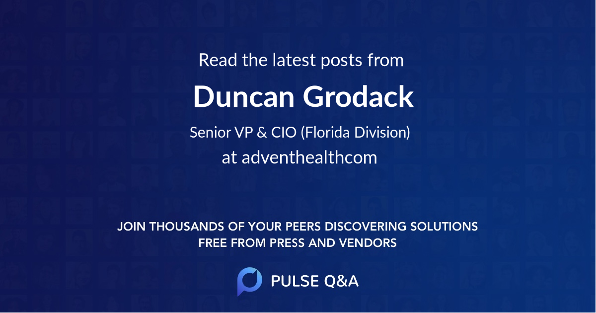 Duncan Grodack