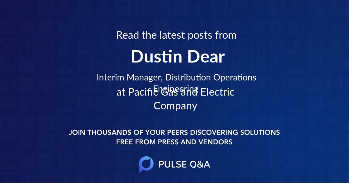 Dustin Dear